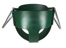 GREEN Full Bucket Infant Back Seat Residential Baby Backyard Tree Swing XC56-G