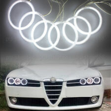 6x CCFL White Devil Demon Angel Eyes kit Halo Ring KIT For Alfa Romeo 159 05-11
