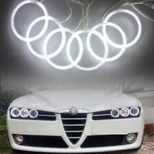 6x CCFL White Devil Demon Angel Eyes kit Halo Ring KIT For Alfa Romeo 159 05-11