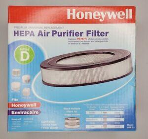 Honeywell HEPA Replacement Air Purifier Filter D - HRF-D1.