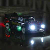 1:16 2.4G 4WD Flat Running High-speed Rally Car RC Remote Control Toys Gifts