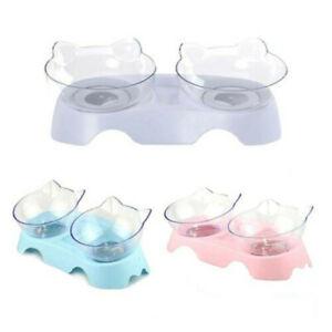 Pet Bowl Anti-Vomiting Cat food bowl Orthopedic Rolling Quality Cat Bowl