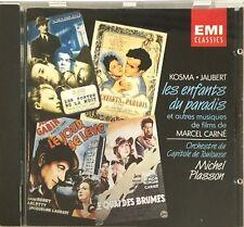 BO FILM : ENFANTS DU PARADIS / KOSMA JAUBERT CARNE PLASSON [ CD ALBUM ]