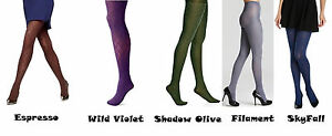 Hue Tights Textured Diamond with Control Top Tight S/M, M/L