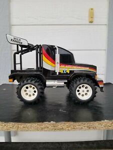 Radio Shack 4x4 Off Roader Wild Ranger RC Electric 1989 RARE