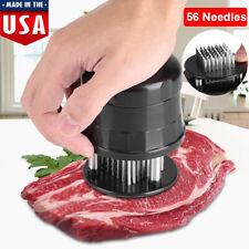 56 Blades Needle Meat Beaf Steak Tenderizer Mallet Kitchen Cooking Tools