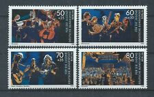 Berlin 807-810 Jugend musiziert 1988 postfrisch tadellos!