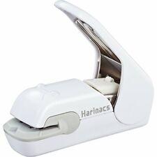 Kokuyo Harinacs Press Staple Free Stapler White Japan Import