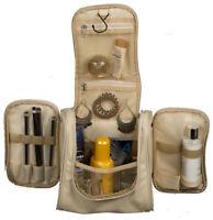 Große Premium Kulturtasche zum Aufhängen Waschtasche Kulturbeutel Beauty Case