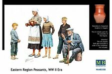MasterBox MB3588 1/35 Eastern Region Peasants WW II Era
