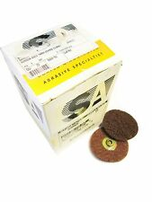 75mm Standard Abrasives Surface Climatisation Changement Rapide Disques Rude