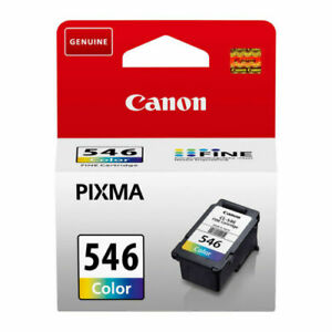 Canon 546 Colour Ink Cartridge