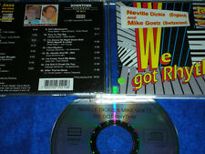 CD SWISS JAZZ We got Rhythm 1997 Neville Dickie SUISSE Mike Goetz 16 titre PIANO