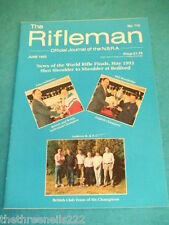 THE RIFLEMAN - RIFLE FINALS - JUNE 1993 #710