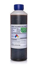 Solución de cloruro férrico 1000ml Completo Fuerza 45 Baume