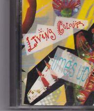 Living Colour-Times Up Minidisc Album