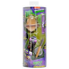 Teenage Mutant Ninja Turtles Donatello Gift Set Wristband Light-Up Toy Figure