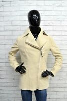 COSTUME NATIONAL Cappotto Taglia L Giacca Giubbino Jacket Woman Donna Giubbotto