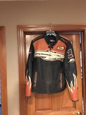 Harley Davidson SCREAMIN EAGLE Leather Jacket VICTORY LAP 98280-07VM Men's XL