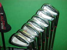 Ben Hogan Apex Plus Forged Cavity Golf Clubs Irons Set w # 4 Shafts & New Grips
