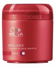 3 x Wella BRILLIANCE MASK kräftiges Haar, 150 ml = 450 ml (100ml 6,66€)