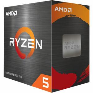 AMD Ryzen 5 5600X 4.6GHz 6 Cores 12 Threads 7nm AM4 Desktop CPU Processor