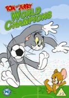 Tom and Jerry: World Champions (DVD, 2010) *NEW/SEALED* 5051892019224, FREE P&P