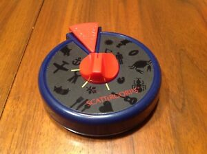 Scattergories replacement pieces Timer (works batteries included!) Die Dice