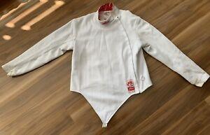 Fencing Jacket - Allstar FIE - 800NW - Size 56 Euro - Mens