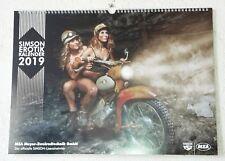 Simson Kalender Erotikkalender 2019 Erotik S50 S51 S70 S53 Star Schwalbe SR50