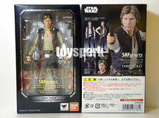 "Bandai S.H.Figuarts Star Wars Episode IV 4 A New Hope HAN SOLO 6"" action figure"