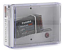 Futaba R6208SB Sbus 8ch 2.4ghz FASST HV RX FUTL7668 : TM8 8FG 8FGS 8FGA 8FGH 10C