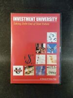 Investment University (DVD, 2007) Taking Debt Out Of Your Future/The Oxford Club