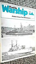 PROFILE WARSHIP #38: ABDIEL-CLASS FAST MINELAYERS (1973)