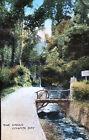 Postcard The Dingle Colwyn Bay
