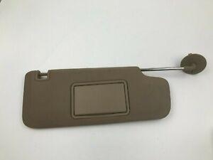 2009-2012 Chevy MALIBU  Passenger Side Brown Sunvisor N70152