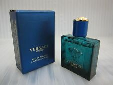 EROS VERSACE 0.17 FL oz / 5 ML EDT Mini New In Box