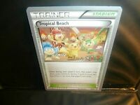 Pokemon TROPICAL BEACH PROMO BW50  2013 WORLD CHAMPIONSHIP WC !  IAN