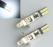 2x 6500K HID White 24-SMD H1 LED Bulbs for Fog Lights Driving DRL Deutsche Post