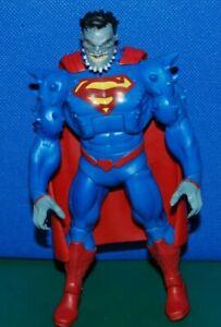 DC Comics Multiverse, Superman:Doomed 6 Inch Action Figure Loose