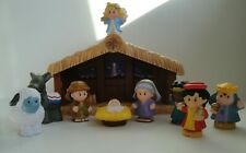 Fisher Price Little People Musical Nativity Set CHRISTMAS STORY