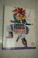 Chrono Trigger Nintendo Player's Guide Super Nintendo SNES Nice