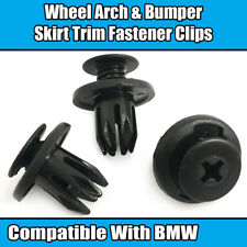 20x Clips For Toyota Ssangyong Plastic Wheel Arch Lining Bumper Skirt Trim