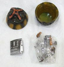 """Hot Toys Aliens Marines 1:18 Snap Kits 4"""" Sgt. Apone Action Figure w/ Egg MIP"""