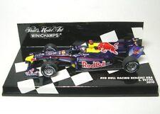 Red Bull Renault RB6 No. 5 S.Vettel Formel 1 2010