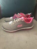 Skechers Skech Air Element Cinema Engineered Mesh Lace Up Size 6 New