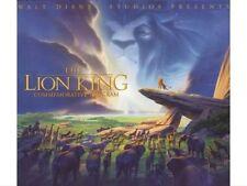 Lot of 15 Sets LION KING Seri-cels from 1994 LA Premiere Commemorative Program