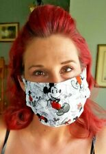 Face Mask Disney Mickey / Minnie Mouse