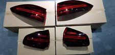 Original Porsche Cayenne 958 Facelift Rear Light Brake Light New Black