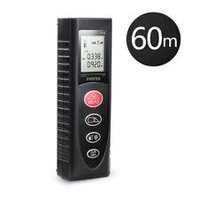 Distance Meter Laser Measurement Tool 60m Volume Area Measuring Hand Tools DIY